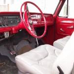 Panel truck and Nova 010