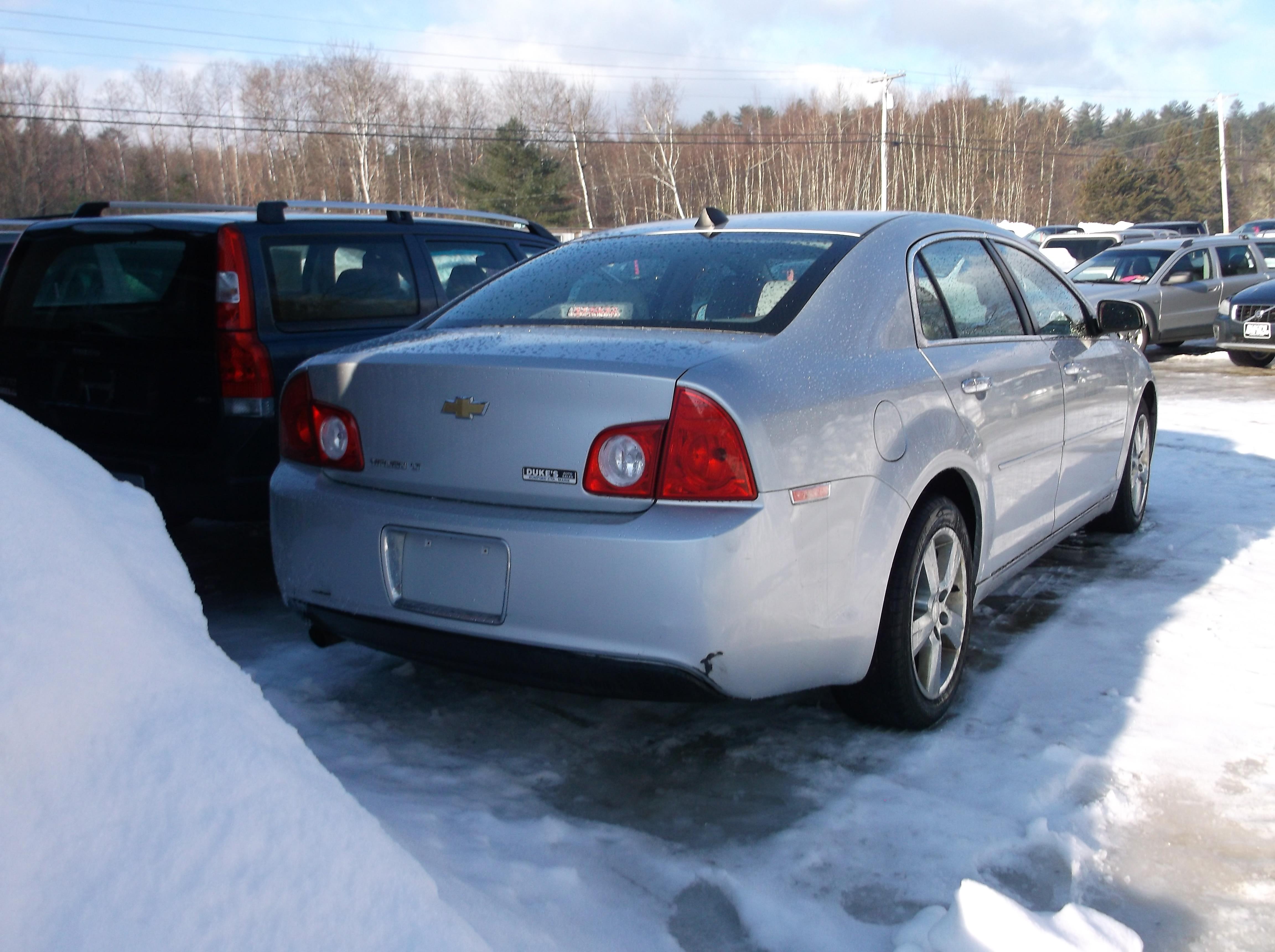 2012 Chevrolet Malibu LT $4995 00 | Dukes Auto SalesDukes
